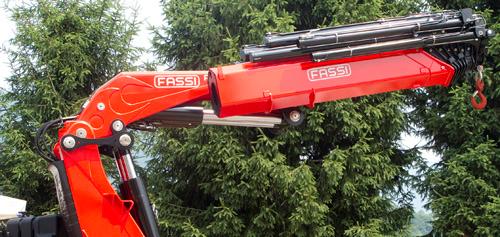 OFFICINE CAM GRU FASSI F1950